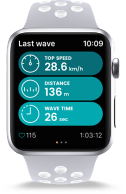 Dawn Patrol on Apple Watch